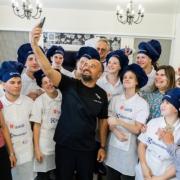Vladimir Mukhin : » si on connaît si mal la cuisine russe, c'est parce que le communisme a tout noyé, les cuisiniers étaient devenus des machines. «