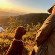 Olivier Nasti et Ô-Brion – Récit d'une matinée sur les hauteurs du Lac Blanc !
