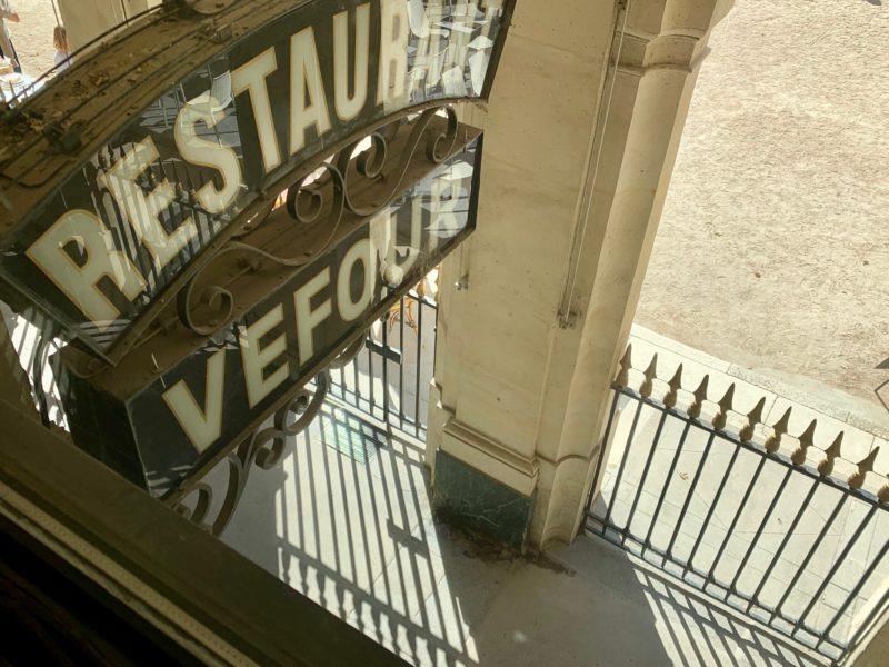 restaurant vefour