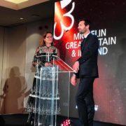 Gwendal Poullennecinterviewé par F&Sdepuis Londres à la sortie du guide Michelin GBI 2020 :  «L'étoile n'est pas une fin en soi, et n'a pas été conçue comme telle»
