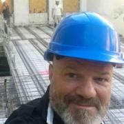 Philippe Etchebest chef de chantier de son nouveau projet à Bordeaux