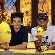 Pharrell Williams et le chef Jean Imbert signent un MOOD By Christofle