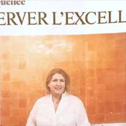 Stéphanie Le Quellec » on a dit que j'avais eu ma deuxième étoile parce qu'il fallait des femmes au Michelin «