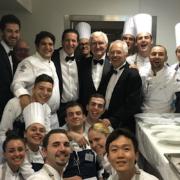 Le Gala du Dîner des Grandes Tables du Monde – les photos de la soirée à la Villa Ephrussi de Rothschild, les prix remis aux membres, le dîner signé Mauro Colagreco
