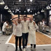 Scènes de Chefs – Rendez-vous à Londres pour les R&C, Franck Pelux à Top Chef, Le championnat du Monde du Pâté en Croûte en décembre à Lyon, Alain Ducasse et Instagram …