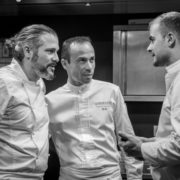 Christophe Hay, Glenn Viel et Kevin Lacote : un six mains à Montlivault, au fil de l'amitié