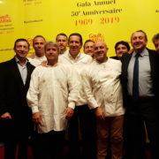 Dans les coulisses de la soirée des 50 ans du Gault & Millau à Paris plus de 300 chefs réunis au Moulin Rouge