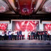 Premier Guide Michelin Pekin -Beijing  – 2020 – 1 trois étoiles – Xin Rong Ji
