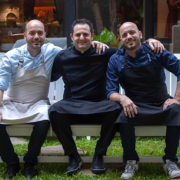 Les Frères Sühring / Guillaume Galliot – Rencontre au sommet de la gastronomie à Bangkok