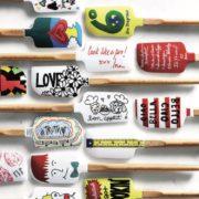 La spatule du coeur, spatule solidaire, spatule d'amour et d'espoir distribuée par TOOLSbyAubecq