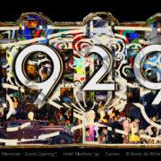 Le Martinez et le Fouquet's fêtent leur anniversaire – Happy Birthday