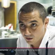 Julien Royer ce » Cantalou » qui a décroché 3 étoiles à Singapour – Video