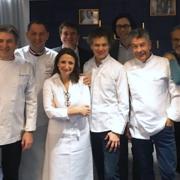 Quand Servair réunit ses chefs consultants pour une séance de travail pour son » Studio Culinaire «