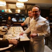 Avant Première pour un dîner autour de la truffe by le chef Thierry Drapeau au VIE Hôtel MGallery à Bangkok