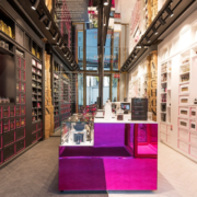 Fauchon ouvre sa première boutique thé et infusion – Place de la Madeleine – Paris