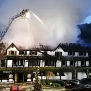 Le restaurant Schwarzwaldstube – 3 étoiles au guide Michelin en Allemagne – totalement ravagé par un incendie