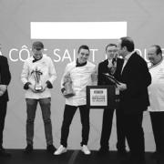 Le concours de cuisine Gilles Goujon «La Meilleure Brigade de France 2020» remporté par la Côte Saint-Jacques à Joigny
