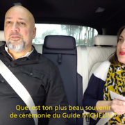 » Un bout de chemin ensemble  » … version BMW et Guide Michelin
