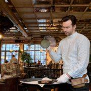 À la table de Vlad Piskunov, restaurant Matryoshka à Moscou