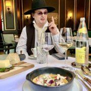 À la Table de Marc Veyrat, La Fontaine Gaillon à Paris