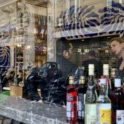 À la table d'Alan Geaam, restaurant Qasti à Paris