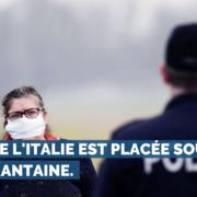 «Nous fermons les commerces, les bars, les pubs, les restaurants» – L'Italie prend des mesures drastiques pour lutter contre la diffusion du coronavirus