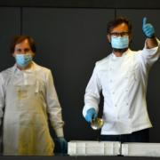 Italie – Les chefs italiens en solidaritésur le terrain de l'épidémie : Carlo Cracco et Enrico Cerea cuisinent pour les hôpitaux de Milan et Bergame