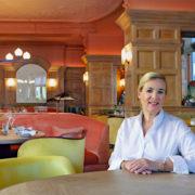 Hélène Darroze: interview pour Food&Sens – le point sur Top Chef saison 11, ses restaurants, le nouveau décor à sa table du Connaught, ses projets…