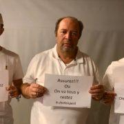 Nouvelles des chefs – faire front face au Coronavirus – Takashi Kinoshita cuisine pour le CHU de Dijon,  les chefs unis pour faire plier les assurances, Thierry Marx solidaire,
