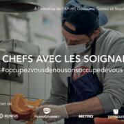 Les Chefs avec les Soignants – Le mouvement s'adosse à la Fondation Hôpitaux de Paris – Hôpitaux de France