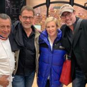 Scènes de Chefs – Jacques Maximin à Top Chef, Daniel Boulud cuisine à la maison, Marc Veyrat » on va y arriver ! «,  Gordon Ramsay papa gâteau,  Florent Ladeyn » Lille est magique «, …