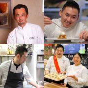 Bel exemple de solidaritépar des chefs japonais étoilés en Côte d'Or