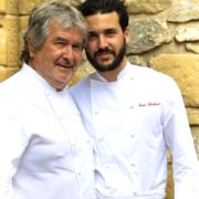 Les chefs Michel et Louis Chabran annoncent qu'ils ne rouvriront pas leur table étoilée cette année