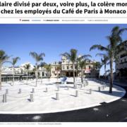 Monaco – mécontentement des salariés des restaurants qui sont payés au pourcentage, ils perdent jusqu'à 60 % de leur salaire