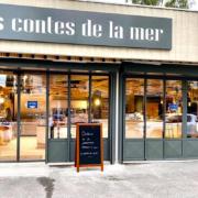 Le chef Yoann Conte vient d'ouvrir » Les Contes de la Mer » à Annecy, il a diffusé les premières photos