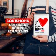 Solidarité COVID-19 -Les vignerons de l'IGP Pays d'Oc comme 60 entreprises soutiennent #jaimemonbistrot – Plus de 1,2 million d'euros récolté
