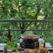 Le Fooding révèle la meilleure table confinée de France…Saehan Park confinée à Strasbourg