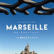 Marseille monte à Paris et s'installe au BHV Marais du 3 juin au 16 août