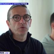 Sébastien Bras à Laguiole : » au mieux, 2020 sera une année blanche «