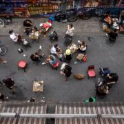 New York rouvre ses restaurants mais seulement en terrasse – Le 6 juillet prochain autorisation d'ouvrir les salles intérieures