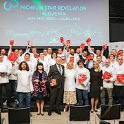 Le premier Guide Michelin Slovénie a été dévoilé aujourd'hui – découvrez les nouveaux chefs étoilés