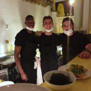 ToShare – La table de Jean Imbert à Saint-Tropez – En cuisine le Top Chef Diego Alary – F&S y était