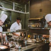 «Le jour d'après le guide Michelin» pour le chef Gilles Tournadre chef du restaurant Gill à Rouen