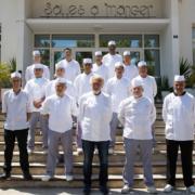 Pierre Gagnaire cuisine pour 600 légionnaires à Aubagne