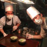 Tokyo – Le restaurant Sens & Saveurs – groupe Hiramatsu – à l'heure du Covid-19