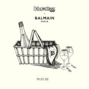 Lollapalozza à l'hippodrome de Longchamp – Pique-nique signé Jean Imbert, Balmain et Veuve Clicquot – Réservation le 2 juillet – 10h