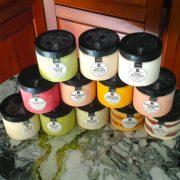 F&S a dégusté les «glaces renversantes» et «sorbets tordants» de la Fabrique Givrée distribués par Maison Thiriet
