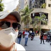 José Andrès au Liban – Love from #Beirut – sur place son association sert 6000 repas par jour