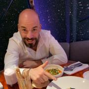 BIO my BIO –  le chef françaisRegis Triguelet la restauratrice Mathilda Schnurova viennent d'ouvrir à Saint-Pétersbourg