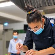 #cuisiniermasqué – Les chefs et leurs masques